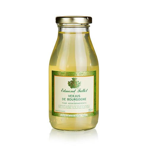 Verjus aus dem Burgund, Fallot, 250 ml