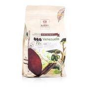 Original Venezuela, dunkle Schokolade, als Callets, 72% Kakao, 1 kg