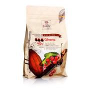 Original Ghana, Vollmilch Schokolade, als Callets, 40,5% Kakao, 1 kg