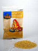 Bockshornkleesamen - vor Gebrauch rösten, von Methi Seeds, 100g