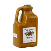 Bone Suckin´ Mustard, BBQ Senf, Ford´s Food - Gallon, 3,78 l