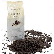 Crispearls, knusprige Perlen mit Kekskern, dunkel, 49% Kakao, Callebaut, 800g