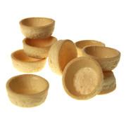 Dessert-Tartelettes - Classic, rund, ø 5cm, Mürbeteig, 1,785 kg, 184 St