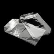 Polypropylenbodenbeutel - Zellglas, gereckt, 16x27cm, 100 St