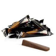 """Valrhona Schokoladen-Stäbchen """"Eclat"""", Vollmilch, 39% Kakao, 1 kg, 244 St"""