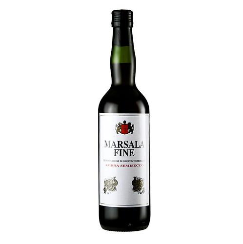 Marsala-Wein, trocken, 17% vol., 750 ml