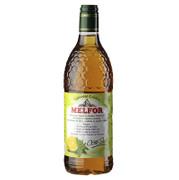Essig-Condiment, mit Honig, Kräutern, Basilikum & Zitrone, 3,8% Säure, Melfor, 1 l