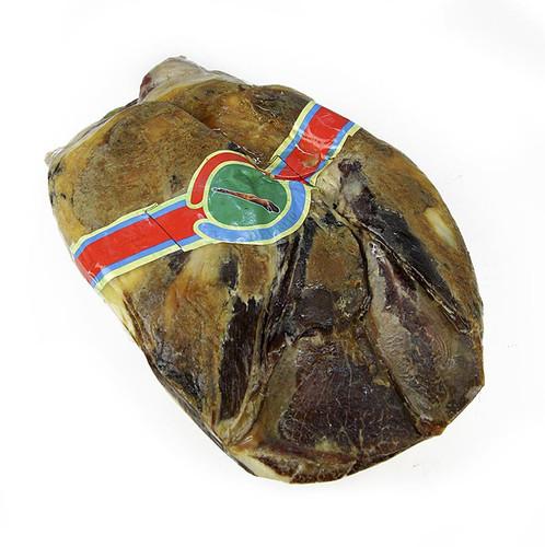 BOS FOOD - Pata Negra, 100% Jamon Iberico Bellota Paleta, Schinken o. Knochen, ca.4 kg