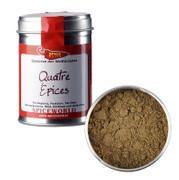 Quatre Epices, Gewürzmischung, von Spiceworld, 100 g