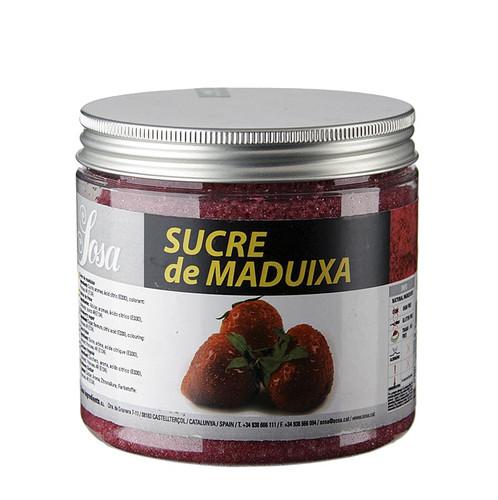 Zucker mit Erdbeeraroma, 500g