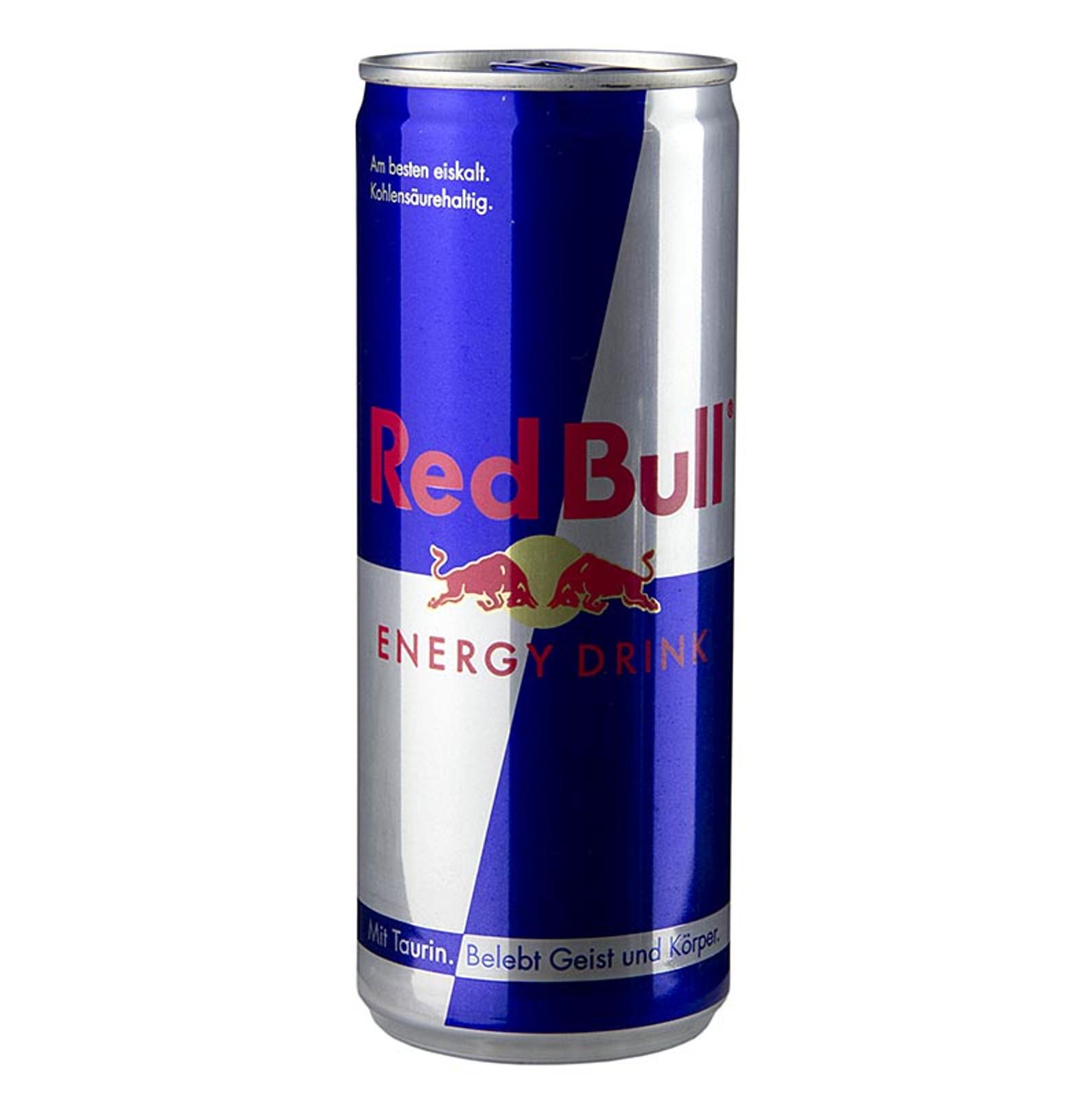 red bull energy drink koffeinhaltig 250 ml getr nke. Black Bedroom Furniture Sets. Home Design Ideas