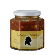 Goethe Manufaktur - Hagebutten-Apfel Chutney, 390 ml