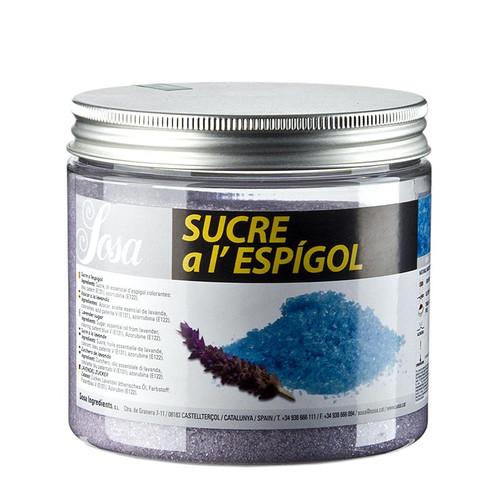 Zucker mit Lavendel, 500g
