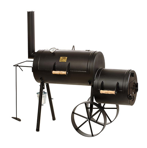 Joe´s Barbecue (BBQ) Grill (Smoker) 16  Wild West, 1 St