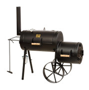 "Joe´s Barbecue (BBQ) Grill (Smoker) 16"" Wild West, 1 St"