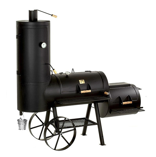 Joe´s Barbecue (BBQ) Grill (Smoker) Chuckwagon 20  Catering, 1 St