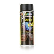 Zubehör - Hochtemperatur Farbspray, schwarz, für Außenlackierung, 400 ml