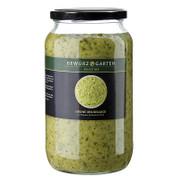 Gewürzgarten Grüne Mojosauce, mit Paprika, Chili und Blattpetersilie, 900 ml