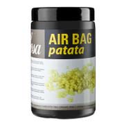 Air bag granet - rohe Kartoffel, getrocknet, grobes Granulat, 750g