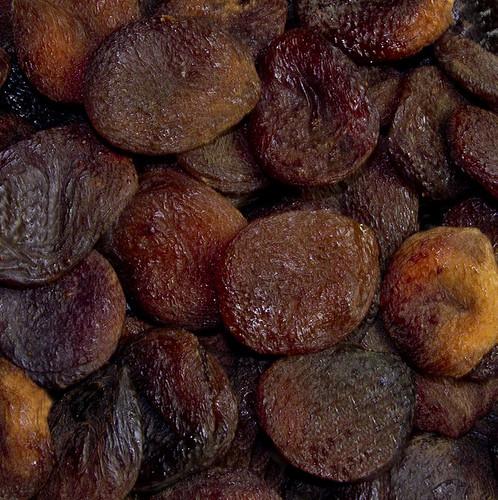 Aprikosen, getrocknet, ungeschwefelt, BIO, 1 kg