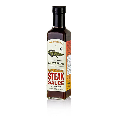Australian Awesome Steak Sauce, von The Original, 250 ml