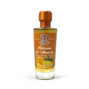 Balsamo di Arancia, Condiment mit Orangen, 5 Jahre Holzfass gereift, Malpighi, 100 ml