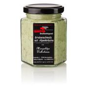 Griebenschmalz mit Alpenkräutern, vom Mangaliza Wollschwein, 140g