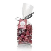 Mini Trüffel-Pralinen - Dolce d´Alba, extra dunkle Schokolade,ca.7g, schwarz/rot, 200g