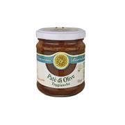 Oliven-Paste, schwarz, aus Taggiasca-Oliven, Venturino, 180g