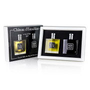 Olivenöl Extra Vierge & Rotweinessig, Duo de table, Chateau d´Estoublon, 200 ml, 2 tlg.