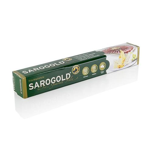SAROGOLD Gourmet-Folie, 30cm x 20m, 1 St