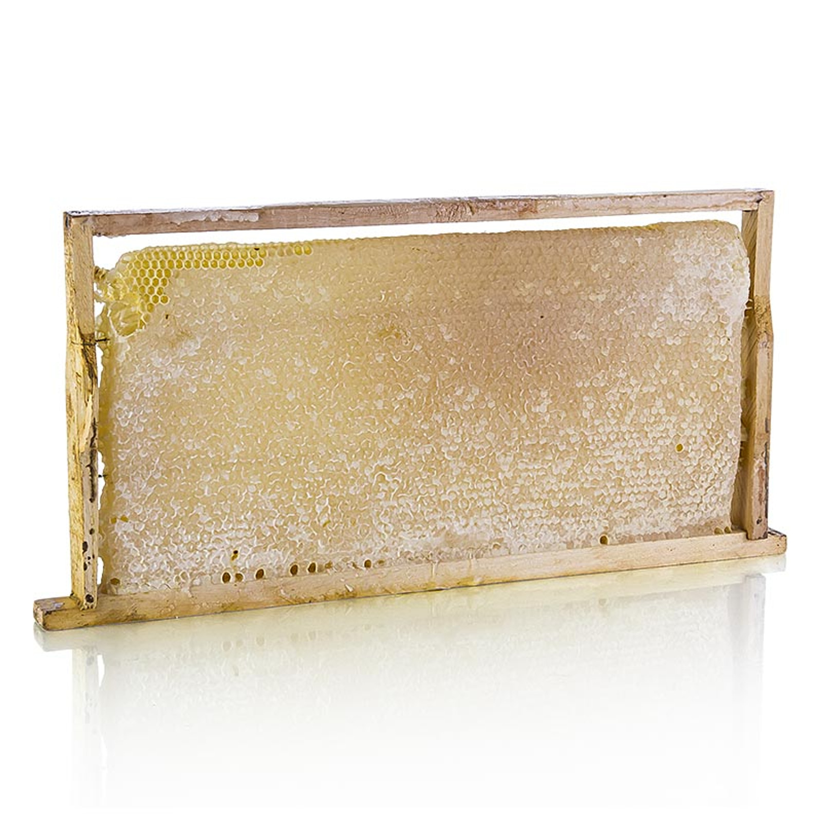 bienen waben in honig im holzrahmen t rkei ca 3 5 kg s ss salzig honig konfit re honig. Black Bedroom Furniture Sets. Home Design Ideas