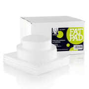 Ralf´s Fat Pad Package (12 x S, 12 x M, 4 x XXL), 28 tlg.