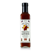 Old Texas, Cowboy Ketchup BBQ Sauce, 250 ml