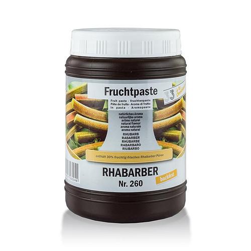 Rhabarber-Paste, von Dreidoppel, No.260, 1 kg