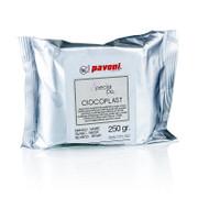Modellierbare Schokolade, weiß, Pavoni, 250g