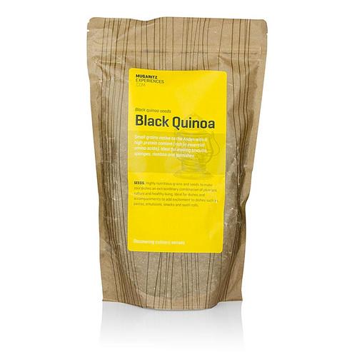 MUGARITZ Black Quinoa (schwarz), Andoni Luis Aduriz, 1 kg