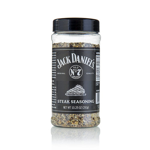 Steak Rub, BBQ Gewürzzubereitung Steak, Jack Daniel´s, 291g