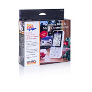 Wireless BBQ & Meat Thermometer Set, ET-733 (Funk), 1 St