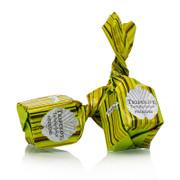 Mini Trüffelpralinen - Dolce d´Alba, mit Pistazien, ca. 7g, hellgrün, 1 kg