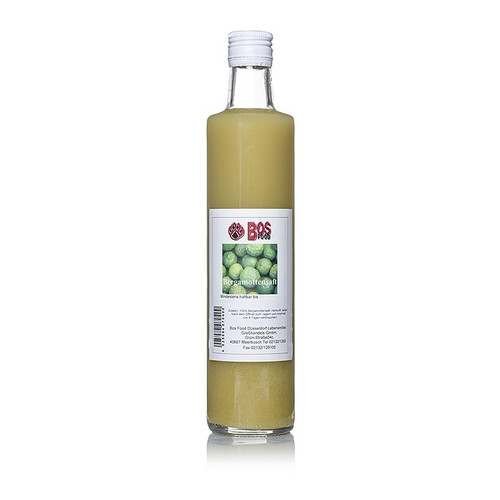 Bos Food 100% Bergamottensaft, 500ml, 500 ml