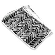 "Backpapier- Abziehfolie ""Waves 5"", heiße Anwendung, 40x60cm (F006790), 30 St"