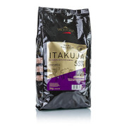 Itakuja Bitter, dunkle Couverture, Callets, 55% Kakao, 3 kg