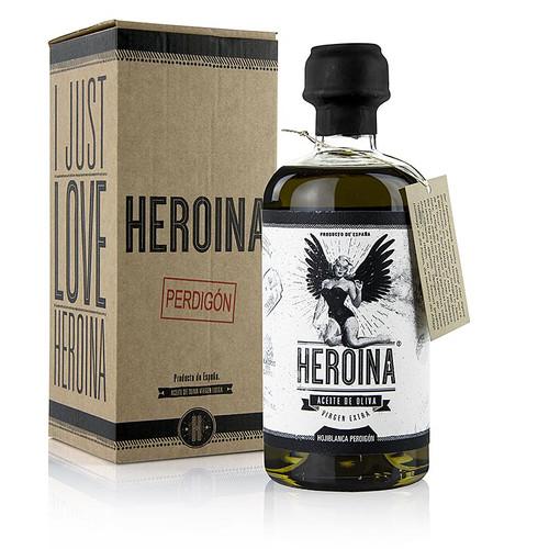 Perdigon Heroina  Olivenöl,100% Hojiblanca,Spanien (Malaga) extra virgen, 500ml, 500 ml