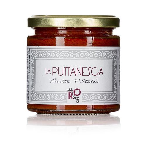 Amerigo Puttanesca Sauce, 200g, 200g