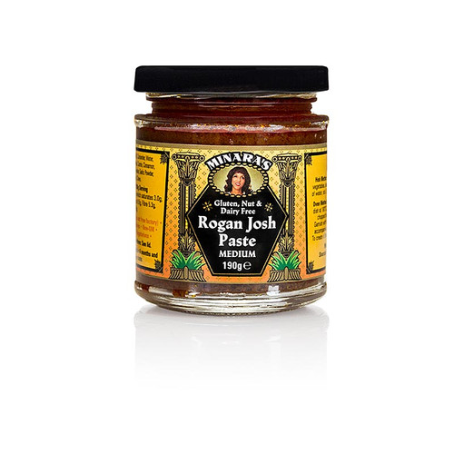 Curry Paste  Rogan Josh , Minaras, 190g