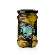 Gegrillte Zucchini, eingelegt, La Bilancia, 280g