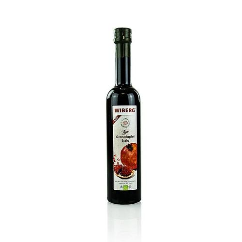 Wiberg Granatapfel Essig, naturtrüb, 5% Säure, BIO, 500 ml