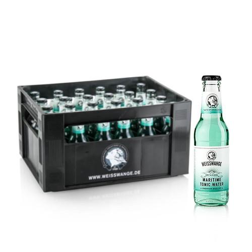 Weisswange - Maritime Tonic Water, 4,8 l, 24 x 200ml