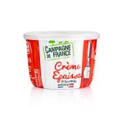 Crème Fraiche, Crème Épaisse aus der Normandie, 39,4% Fett, 392g